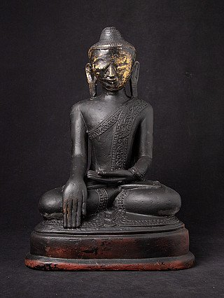 Antique Buddha statue from Burma