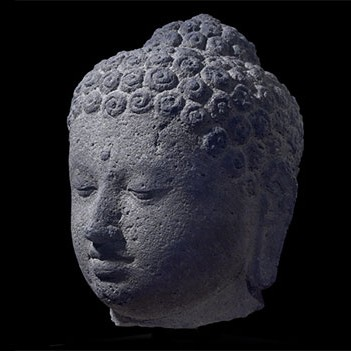 buddha head statue meaning ten fold path the extension of the eightfold path of the 10501